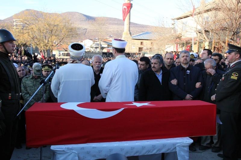 Şht. Deniz Yüzbaşı Fatih Yaşar'a son görev galerisi resim 53
