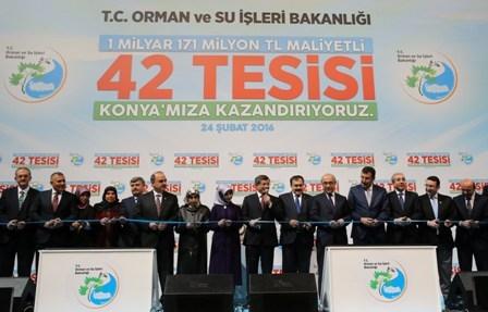 Başbakan 42 Tesisin açılışına katıldı galerisi resim 29