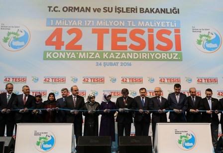 Başbakan 42 Tesisin açılışına katıldı galerisi resim 30