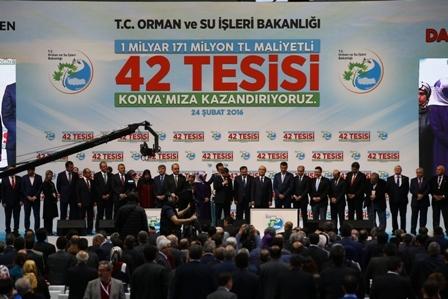 Başbakan 42 Tesisin açılışına katıldı galerisi resim 37