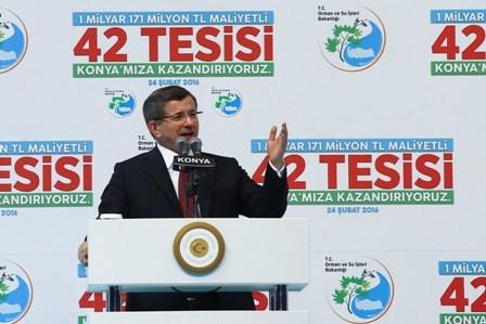 Başbakan 42 Tesisin açılışına katıldı galerisi resim 40