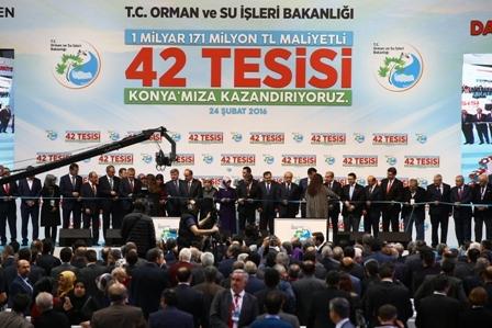 Başbakan 42 Tesisin açılışına katıldı galerisi resim 42