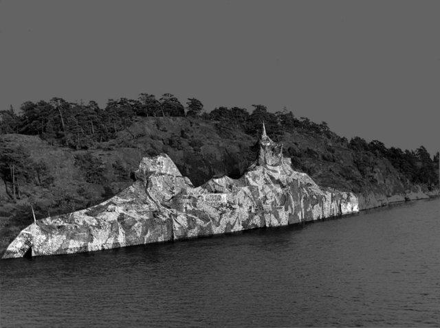 Fotoğraftaki Gemiyi Görebildiniz mi? galerisi resim 1
