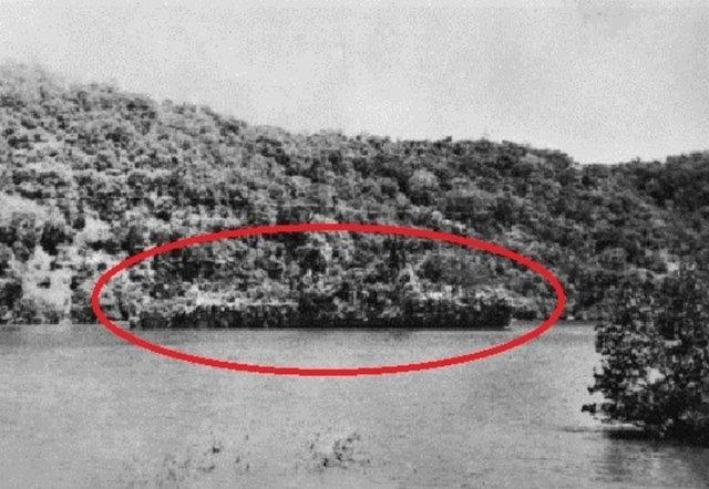 Fotoğraftaki Gemiyi Görebildiniz mi? galerisi resim 5