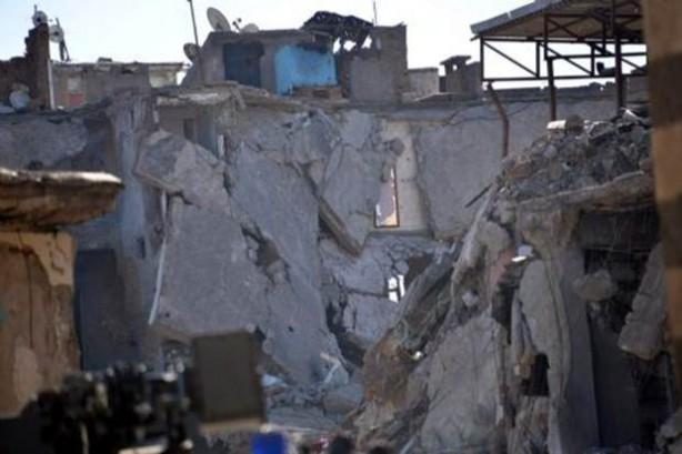 Sur'da teröristlere bu çağrı yapılıyor! galerisi resim 16