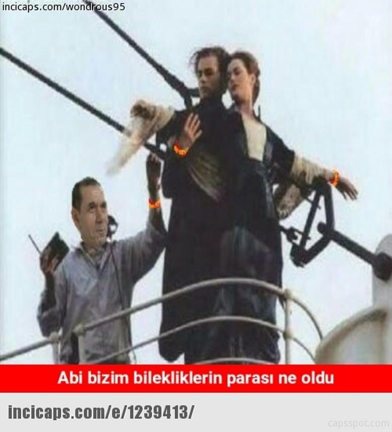 Galatasaray UEFA'dan ceza alınca capsler patladı galerisi resim 1