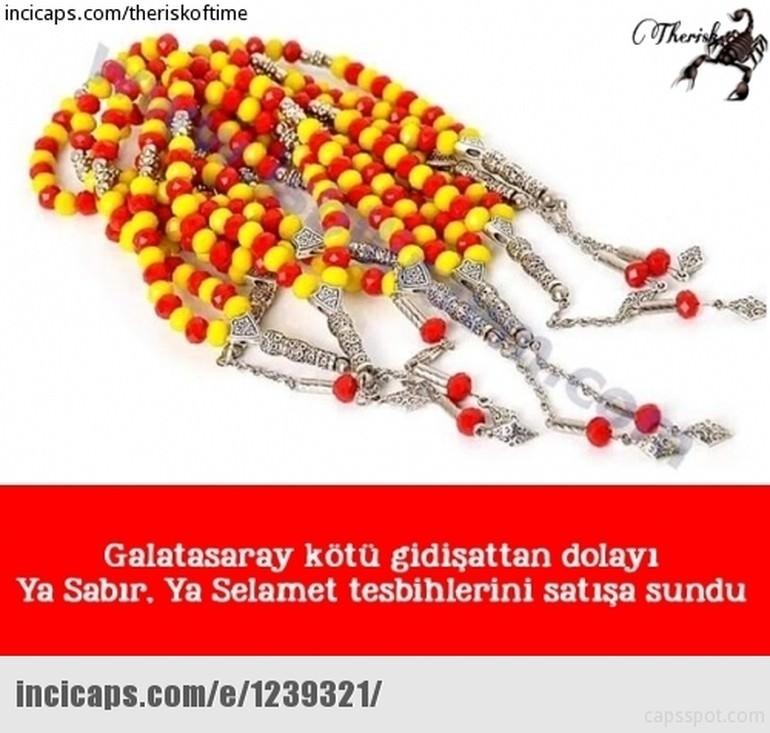Galatasaray UEFA'dan ceza alınca capsler patladı galerisi resim 7