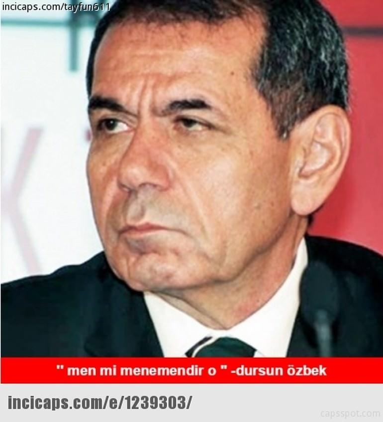 Galatasaray UEFA'dan ceza alınca capsler patladı galerisi resim 8
