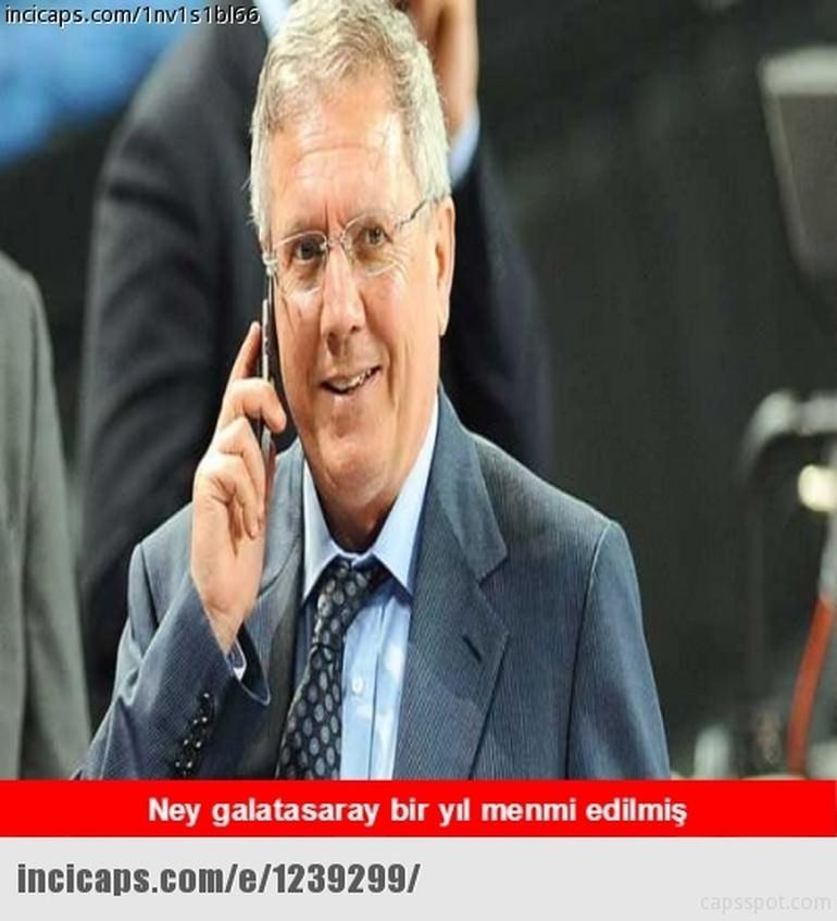 Galatasaray UEFA'dan ceza alınca capsler patladı galerisi resim 9