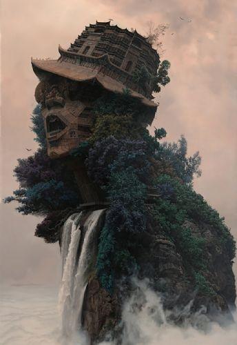 Çinli sanatçı herkese hayranlık uyandırdı galerisi resim 1