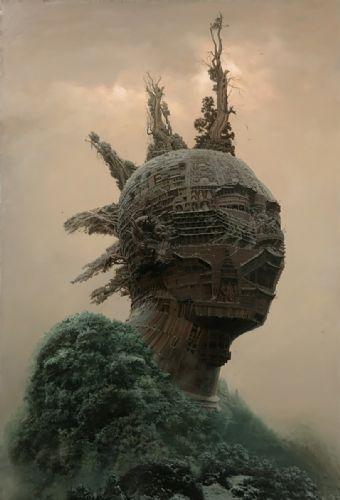 Çinli sanatçı herkese hayranlık uyandırdı galerisi resim 2