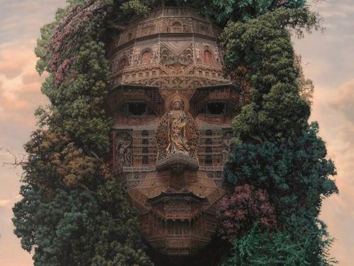 Çinli sanatçı herkese hayranlık uyandırdı galerisi resim 7