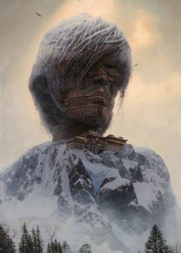 Çinli sanatçı herkese hayranlık uyandırdı galerisi resim 8