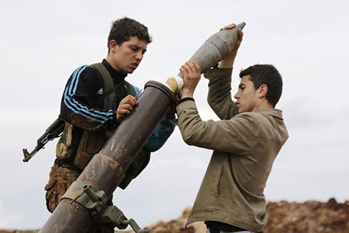 Suriye iç savaşının fotoğraflarla 5 yılı galerisi resim 14