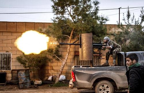 Suriye iç savaşının fotoğraflarla 5 yılı galerisi resim 15