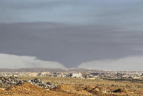 Suriye iç savaşının fotoğraflarla 5 yılı galerisi resim 17