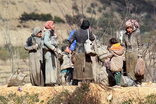 Suriye iç savaşının fotoğraflarla 5 yılı galerisi resim 18
