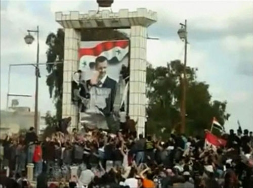 Suriye iç savaşının fotoğraflarla 5 yılı galerisi resim 2