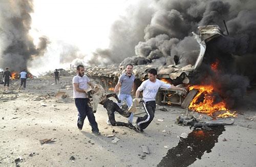 Suriye iç savaşının fotoğraflarla 5 yılı galerisi resim 5