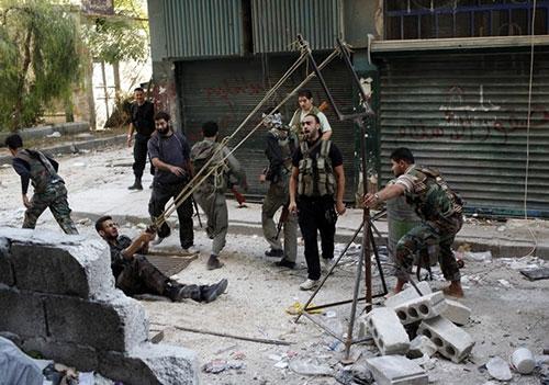 Suriye iç savaşının fotoğraflarla 5 yılı galerisi resim 7