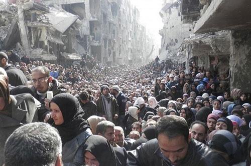 Suriye iç savaşının fotoğraflarla 5 yılı galerisi resim 9