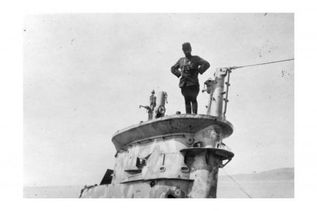 Çanakkale destanını anlatan fotoğraflar galerisi resim 106