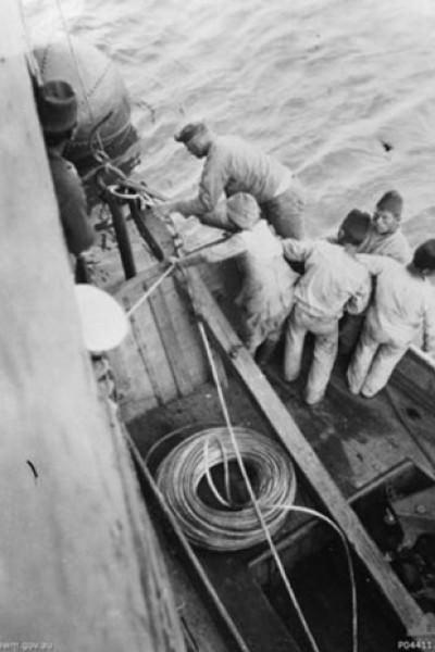 Çanakkale destanını anlatan fotoğraflar galerisi resim 114
