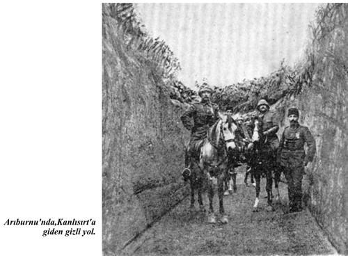 Çanakkale destanını anlatan fotoğraflar galerisi resim 51