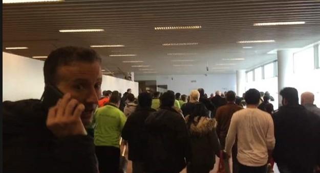 Brüksel patlaması havalimanından ilk fotoğraflar dehşet! galerisi resim 12
