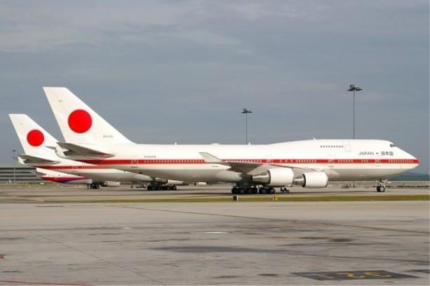 Devletlerin sahip olduğu en lüks hükümet uçakları galerisi resim 13