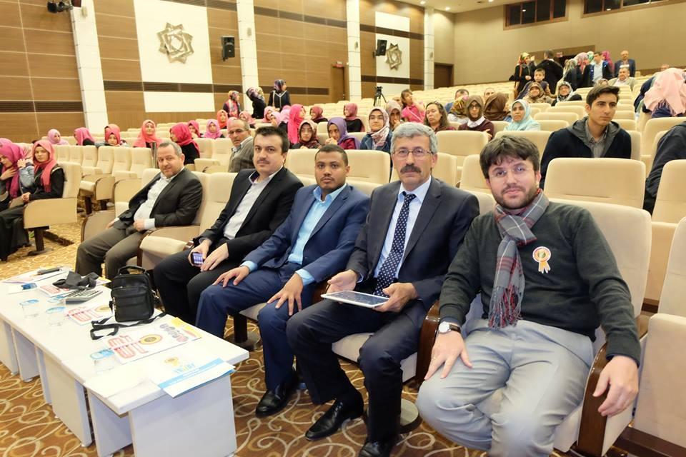 7. Arapça Yarışmaları Konya 2. Bölge finali Yapıldı galerisi resim 10