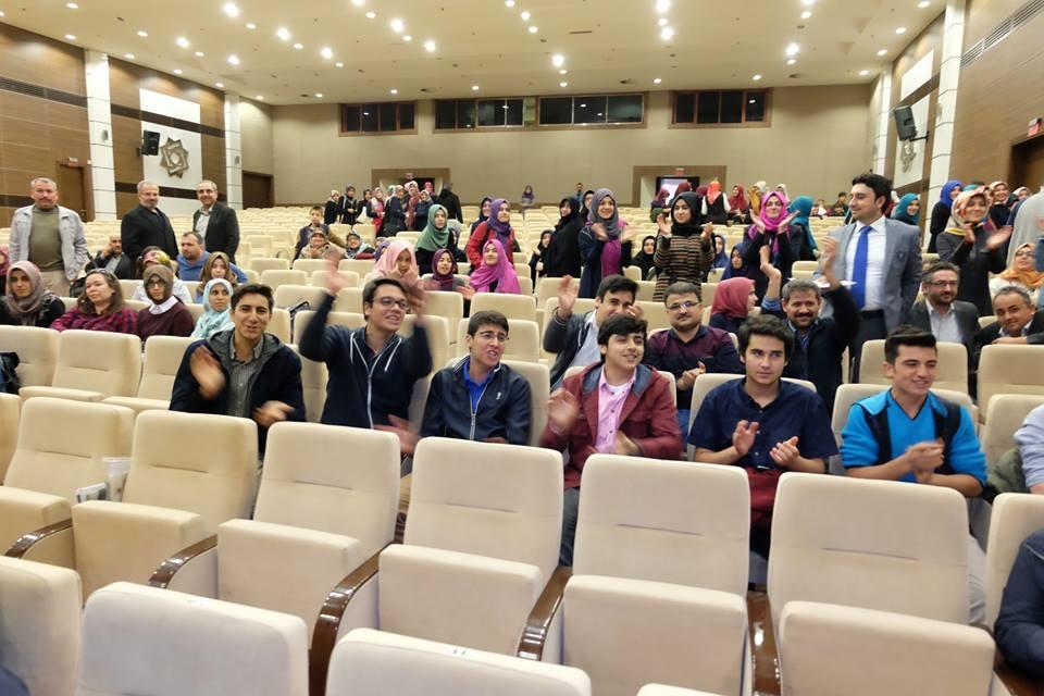 7. Arapça Yarışmaları Konya 2. Bölge finali Yapıldı galerisi resim 12