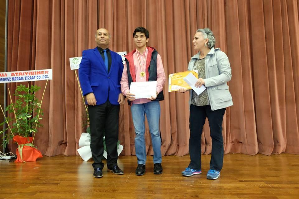 7. Arapça Yarışmaları Konya 2. Bölge finali Yapıldı galerisi resim 13