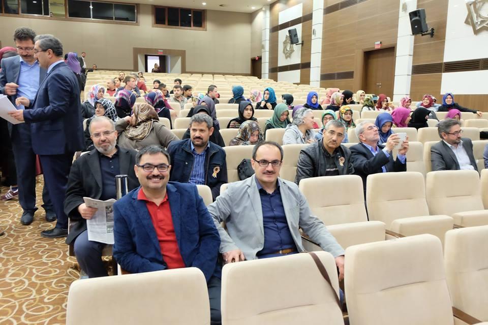 7. Arapça Yarışmaları Konya 2. Bölge finali Yapıldı galerisi resim 4