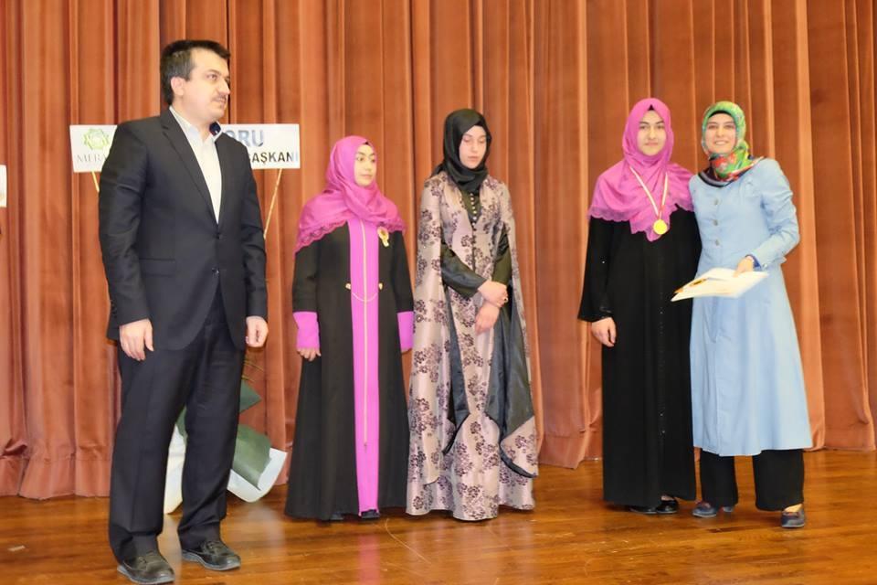 7. Arapça Yarışmaları Konya 2. Bölge finali Yapıldı galerisi resim 5