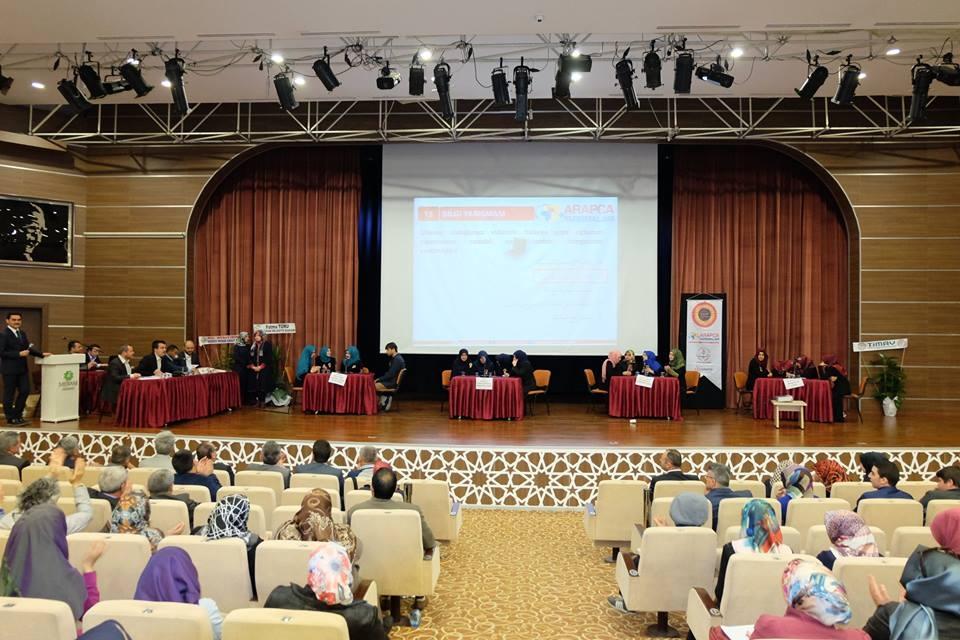 7. Arapça Yarışmaları Konya 2. Bölge finali Yapıldı galerisi resim 8
