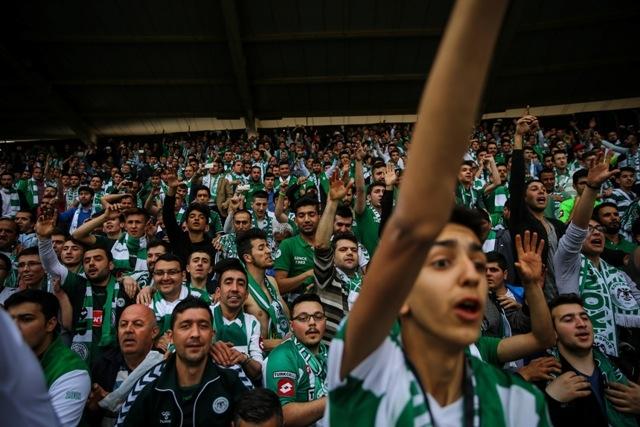 Gençlerbirliği - Konyaspor FOTOGALERİ galerisi resim 54