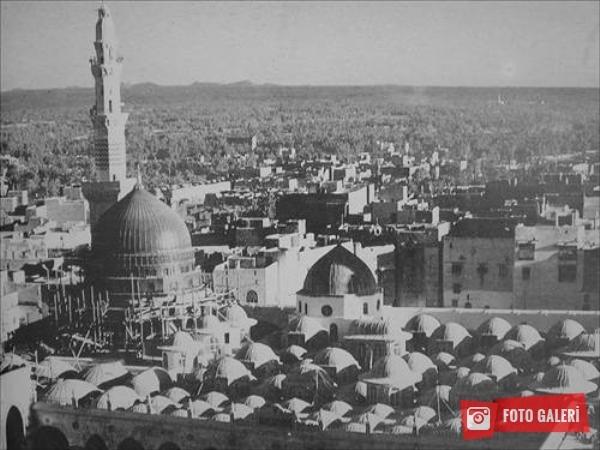 100 yıl önceki hac fotoğrafları galerisi resim 1