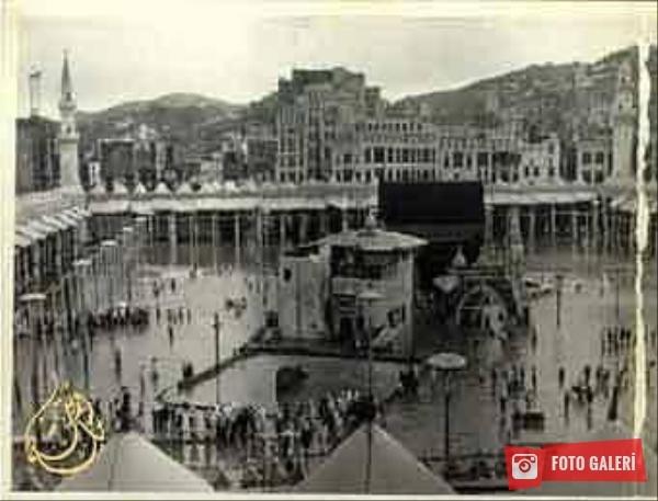 100 yıl önceki hac fotoğrafları galerisi resim 13