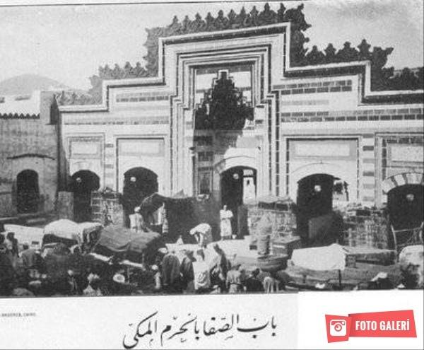 100 yıl önceki hac fotoğrafları galerisi resim 15