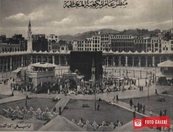100 yıl önceki hac fotoğrafları galerisi resim 16