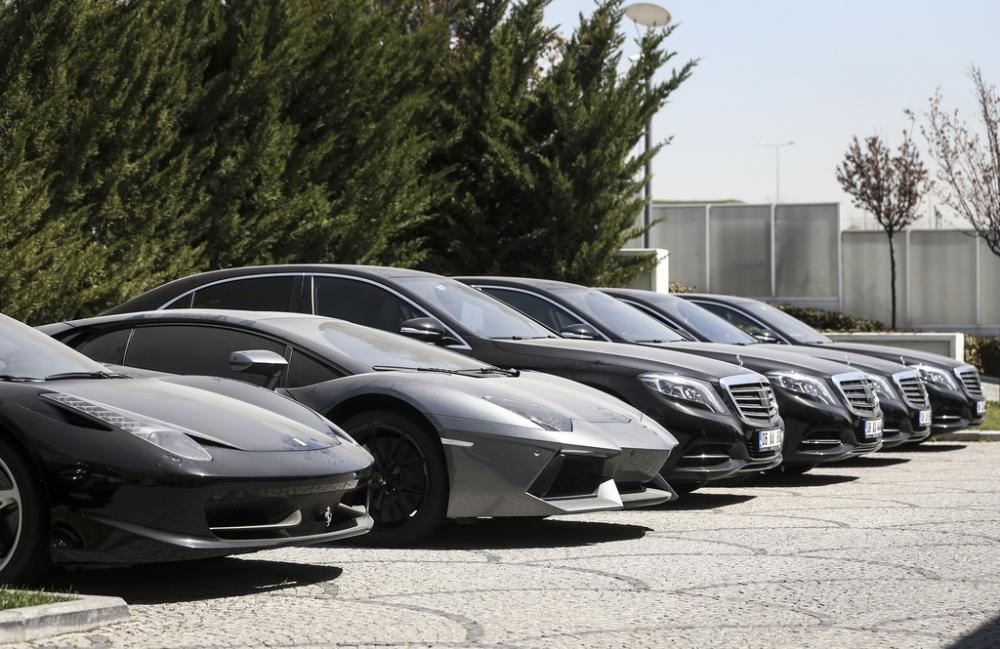 Koza-İpek'in lüks otomobilleri ihaleyle satılacak galerisi resim 4