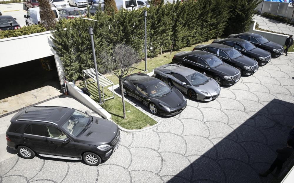 Koza-İpek'in lüks otomobilleri ihaleyle satılacak galerisi resim 7
