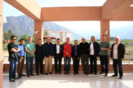 Konyalı yazarlar Muğla'yı yazacak galerisi resim 1