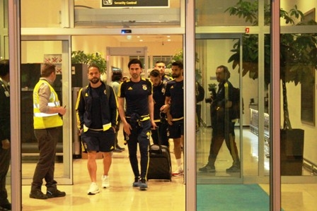 Fenerbahçe kafilesi Konya'ya geldi galerisi resim 1