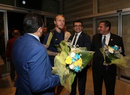 Fenerbahçe kafilesi Konya'ya geldi galerisi resim 10