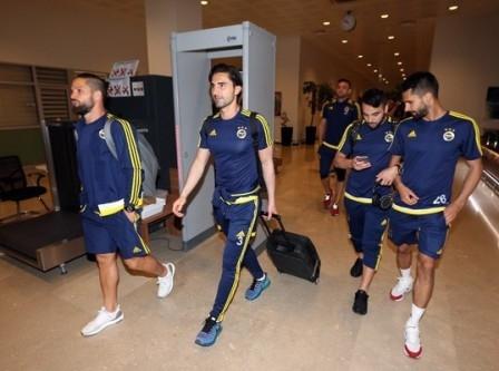 Fenerbahçe kafilesi Konya'ya geldi galerisi resim 12