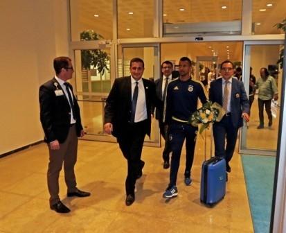 Fenerbahçe kafilesi Konya'ya geldi galerisi resim 13