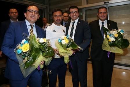 Fenerbahçe kafilesi Konya'ya geldi galerisi resim 14
