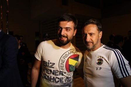 Fenerbahçe kafilesi Konya'ya geldi galerisi resim 2